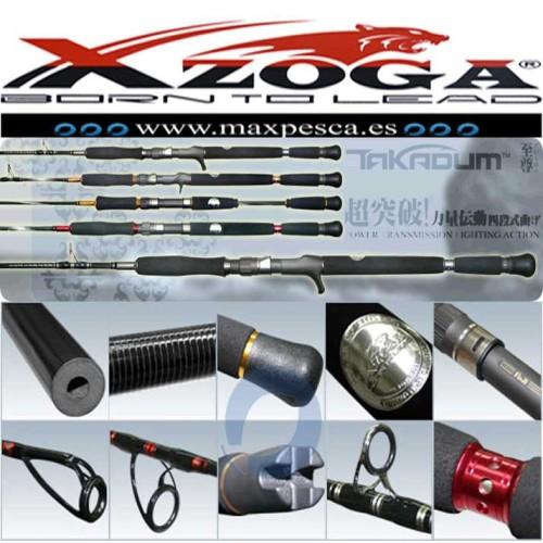 Caña XZOGA TAKA-JI 6615 / 350 grs