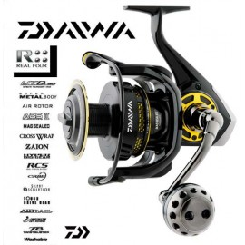 Carrete Daiwa Saltiga Dogfight 7000H Mag Sealed