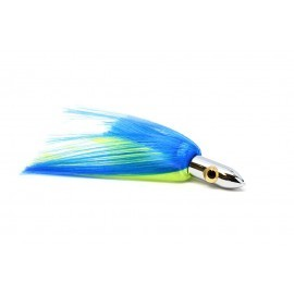 Señuelo ILAND LURES TRACKER FLASHER amarillo - eazul