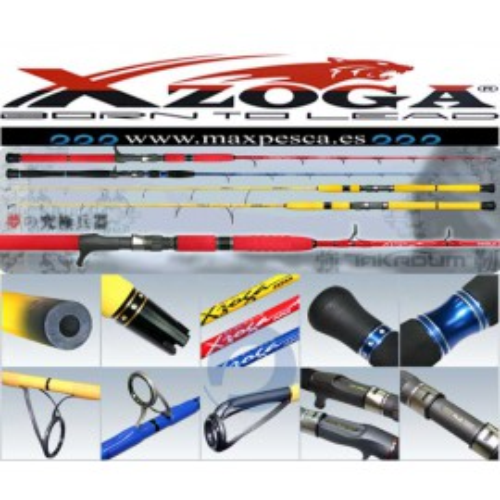 Caña XZOGA TAKA-CS 250-58