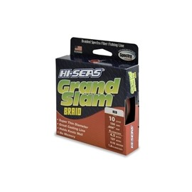 Trenzado HI-SEAS Grand Slam 0.10 mm rojo