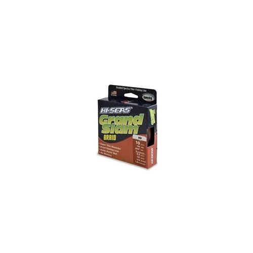 Trenzado HI-SEAS Grand Slam 0.10 mm verde