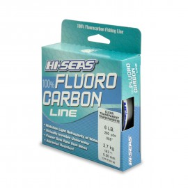 Fluorocarbono HI-SEAS 0.28 mm