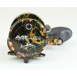 Carrete Avet Reels SX 5.3 LH orange