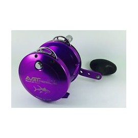 Carrete Avet Reels HXW 5/2 RAPTOR RH- purple