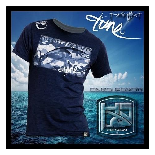 Camiseta de pesca HotSpot Desing TUNE FEVER Talla M