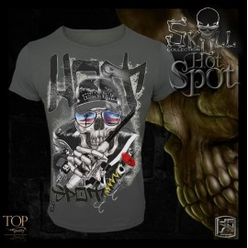 Camiseta de pesca HotSpot Desing HOT SPOT Talla M