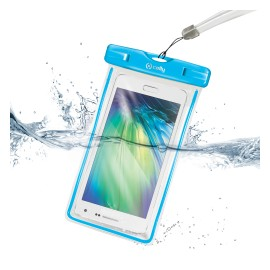 Funda waterproof amarilla CELLY.