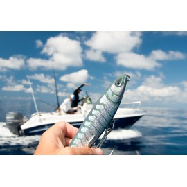 Señuelo LURE SHAPER TUNASTICK 150 BLUE MACKEREL