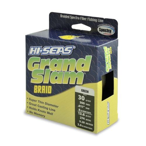 Trenzado HI-SEAS Grand Slam 0.28 mm verde