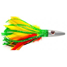Señuelo C&H LURES AHI SLAYER green/yellow