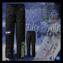 Thermic Fishing trousers HotSpot Desing CARPFISHING ECO Size M