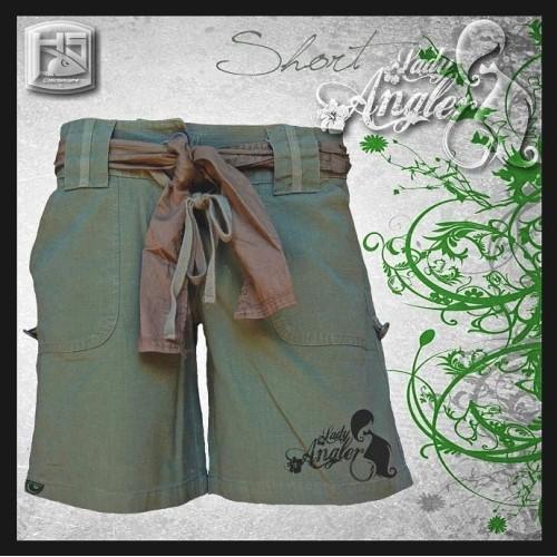 Pantalón corto de pesca HotSpot Desing LADY ANGLER Talla M