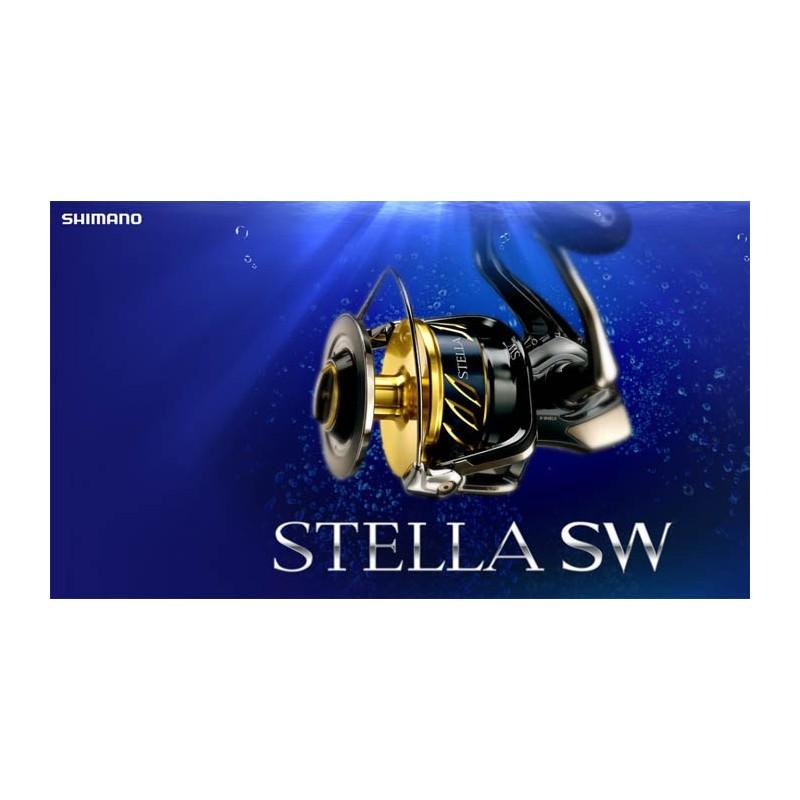 Carrete Shimano TWIN POWER SW 6000PG