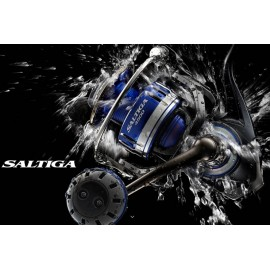 Carrete DAIWA SALTIGA 4500H new 2015