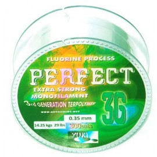 Mono filamento PERFECT 3G YUKI 0.25 300 m.