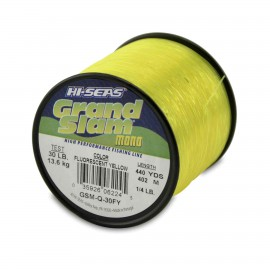 Monofilamento HI-SEAS Grand Slam 30 lbs YELLOW