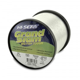 Monofilamento HI-SEAS Grand Slam 50 lbs CLEAR