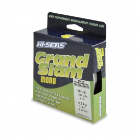 Monofilamento HI-SEAS Grand Slam 10 lbs CLEAR