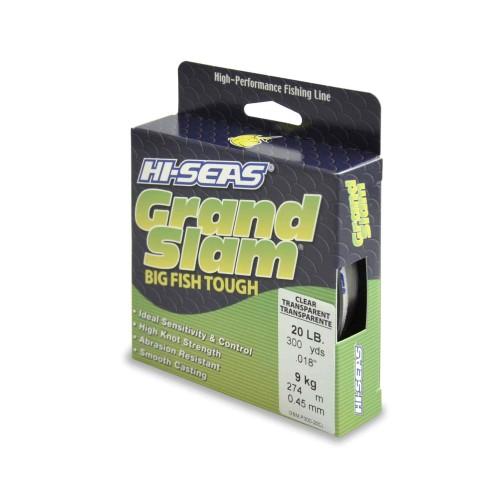 Monofilamento HI-SEAS Grand Slam 20 lbs CLEAR