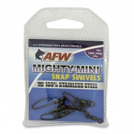 Grillete HI-SEAS MIGHTY-MINI SNAP SWIVELS 5