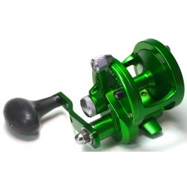 Carrete Avet Reels LX 6.0 MC  RH-GREEN