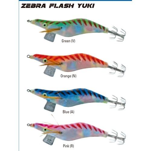 Jibionera FISHUS ZEBRA FLASH 3.0 PINK