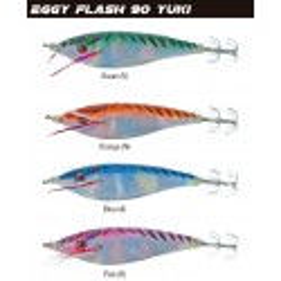 Jibionera FISHUS EGGY FLASH PINK