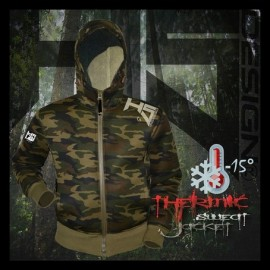 Thermic jacket neoprene HotSpot Desing HS Size L