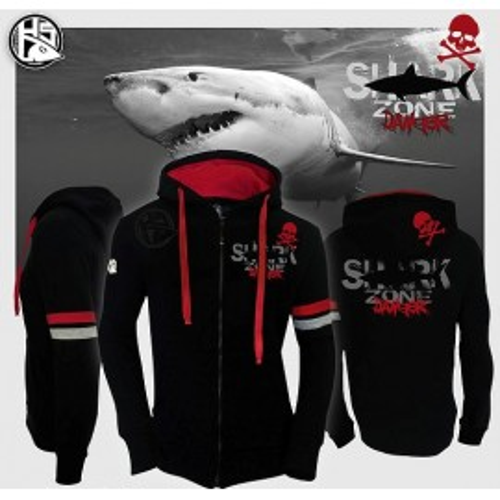 Sudadera de pesca HotSpot Desing SHARK Zone Talla L