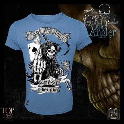 Camiseta de pesca HotSpot Desing ACE ANGLER Talla M