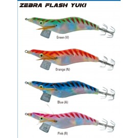 Jibionera FISHUS ZEBRA FLASH 3.0 AZUL