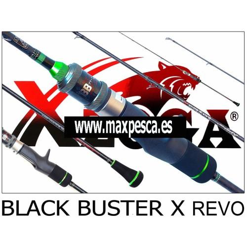 Caña XZOGA BLACK BUSTER XREVO 6623 new 2017
