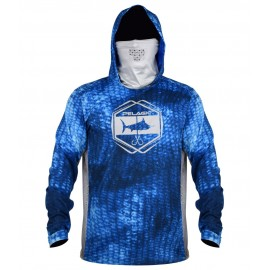 Camiseta de pesca PELAGIC EXO-TECH Talla XL