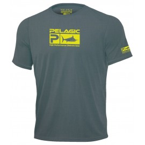 Camiseta de pesca PELAGIC DELUXE WATERMAN TEE Talla M
