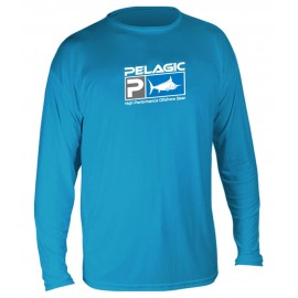 Camiseta de pesca PELAGIC AQUATEK - Youth Talla L