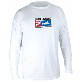 Camiseta de pesca PELAGIC AQUATEK - Youth Talla M