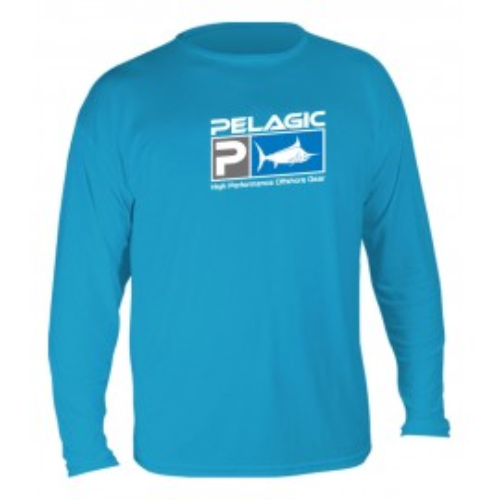 Camiseta de pesca PELAGIC AQUATEK - Kids Talla 5T