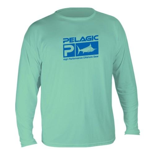 Camiseta de pesca PELAGIC AQUATEK - Kids Talla 4T