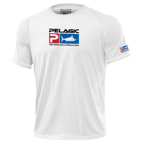 Camiseta de pesca PELAGIC DELUXE WATERMAN TEE Talla S