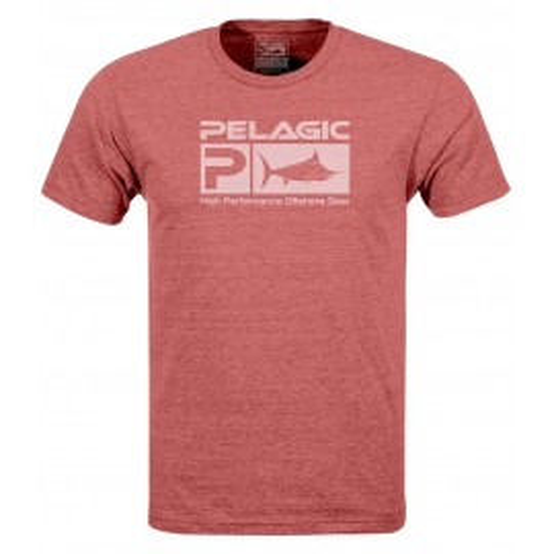 Camiseta de pesca PELAGIC BLACK LABEL DELUXE TEE Talla L