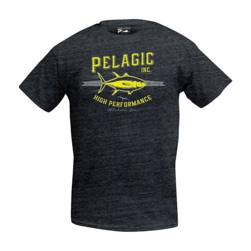 Camiseta de pesca PELAGIC PREMIUM DELUXE LOGO TEE Talla L
