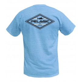 Camiseta de pesca PELAGIC BOARDWALK TEE Talla L