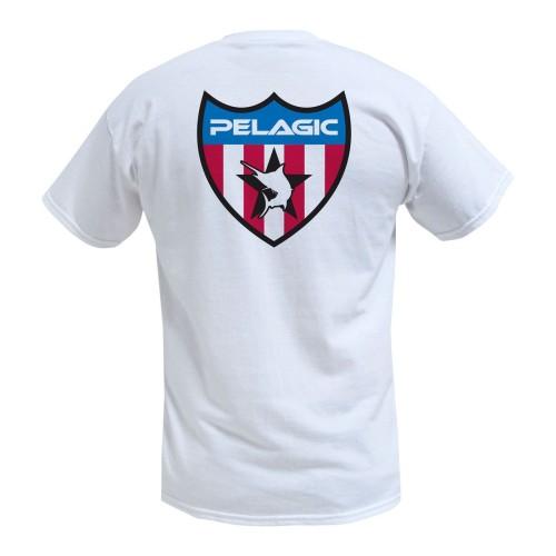 Camiseta de pesca PELAGIC UNITED MARLIN TEE Talla L