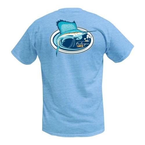 Camiseta de pesca PELAGIC PREMIUM PARAISO TEE Talla M