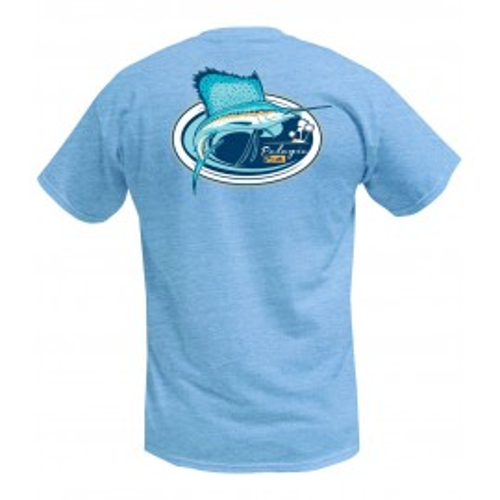 Camiseta de pesca PELAGIC OPEN LATE TEE Talla L