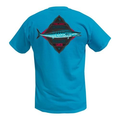 Camiseta de pesca PELAGIC PREMIUM FLORIDA TARPON TEE Talla L
