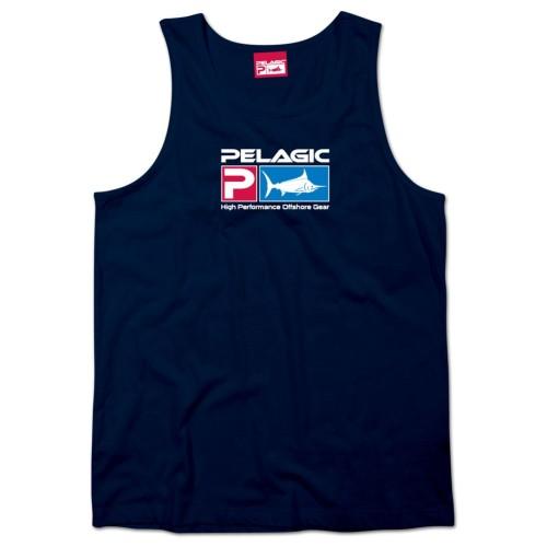 Camiseta de pesca PELAGIC AMERICAMO TANK Talla L