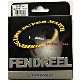 Hilo COLMIC FENDREEL Super Match 0.30mm. 150 mts.