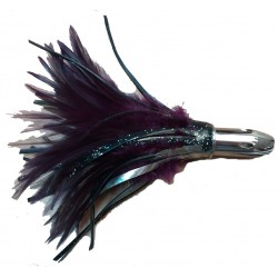 Señuelo C&H LURES SMOKE RATTLE & TROLL FEATHER SRTF18
